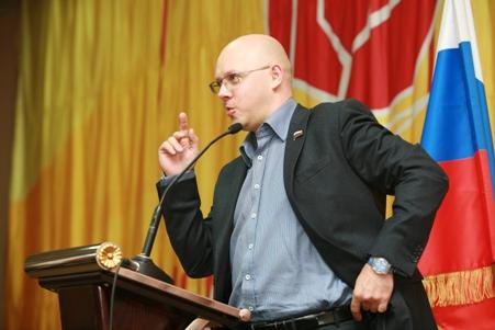 People's deputy, Anton Belyakov